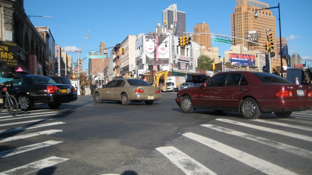 In a New York Minute: Morning Commute (4/6)